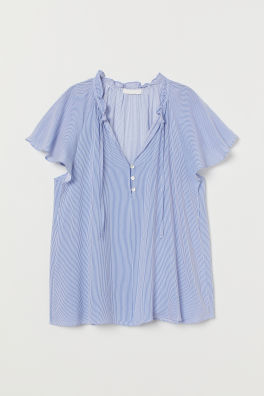 a48b5cb783656f SALE - Shirts & Blouses - Shop Women's clothing online | H&M US