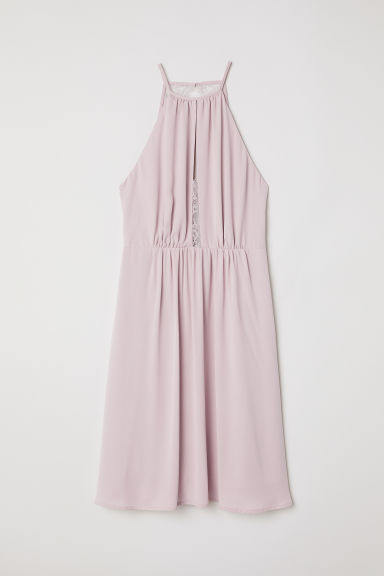 Short dress - Dusky pink - Ladies | H&M