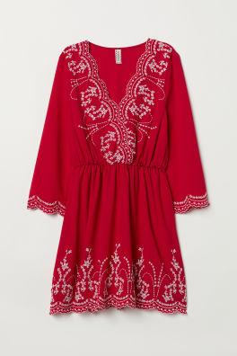 SALE – Kleider – Damenmode online kaufen   H M DE ffb7a6d34d