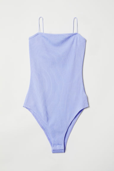 Body a costine - Viola chiaro - DONNA | H&M IT