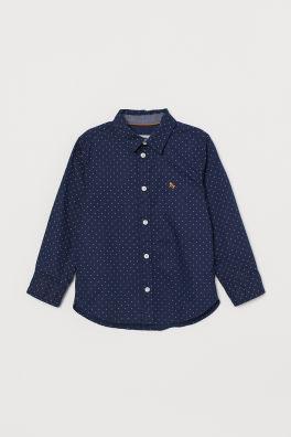 8500c61684cc2 Boys Shirts - 18 months - 10 years - Shop online   H&M US