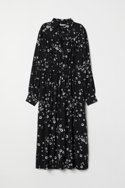 H&M - Vestido con cuello - 1