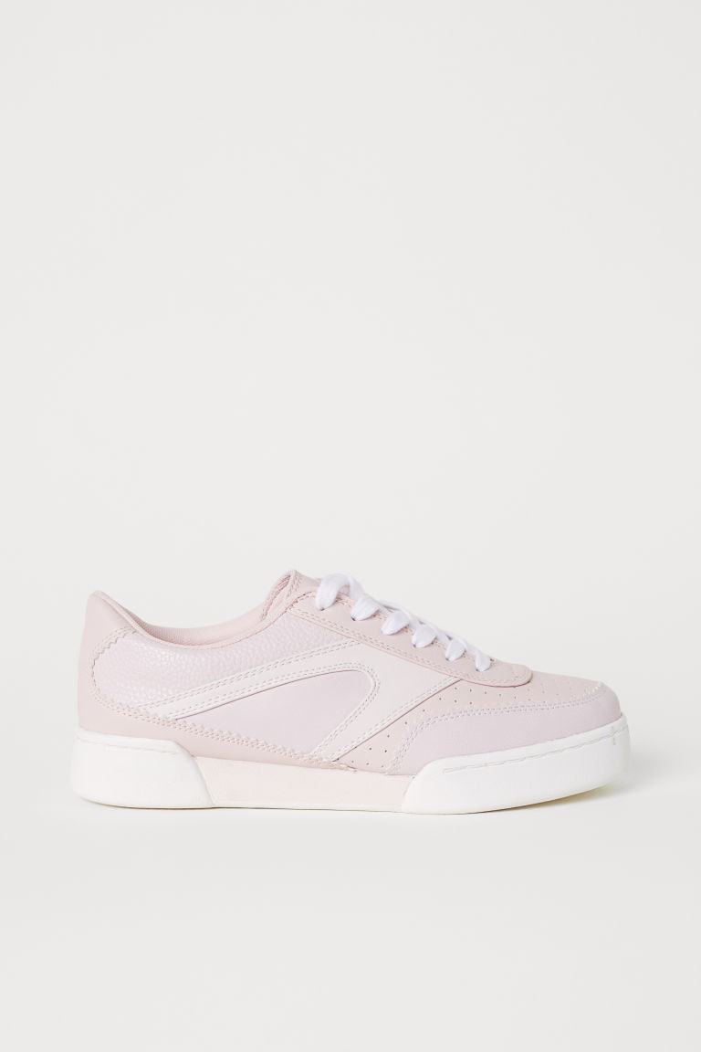 Sneakers - Lichtroze - DAMES | H&M BE