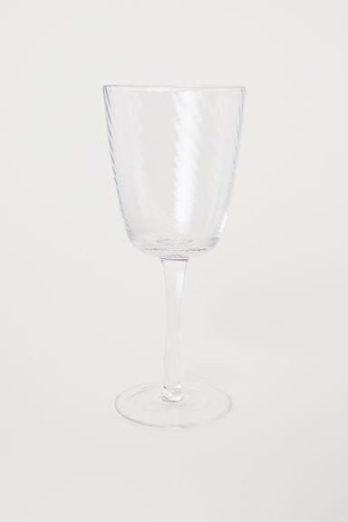 Verre à vin - Verre transparent - Home All | H&M FR