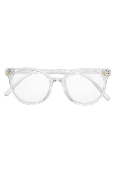 Glasses - Transparent - Ladies | H&M