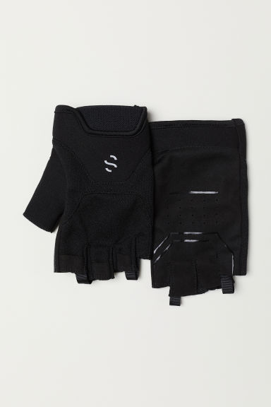 Sports gloves - Black -  | H&M CN