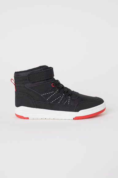 Sneakers alte - Nero -  | H&M IT