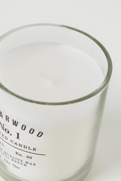 H&M - Vela aromática en frasco - 2