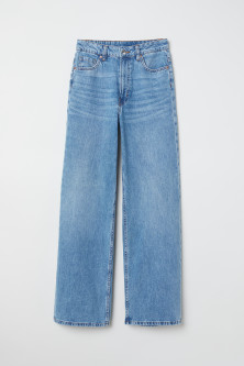 Wide Regular Jeans