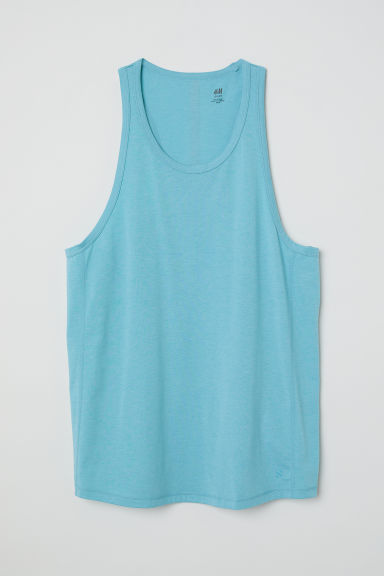 Sports top - Turquoise marl -  | H&M CN