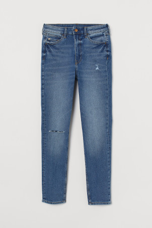 Super Skinny High Ankle JeansModel