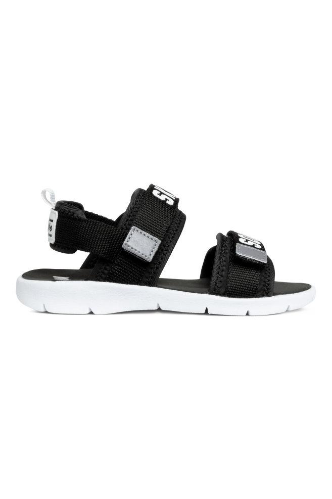 e51d254a076d Scuba sandals - Black Skate Squad - Kids