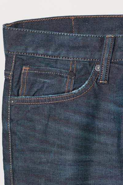 H&M - Slim Straight Jeans - 6