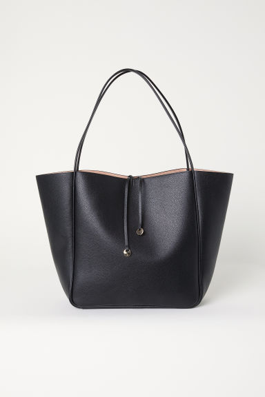 Shopper - Black - Ladies | H&M US