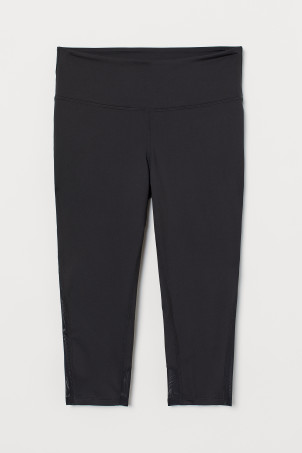 H&M+ Sports tights High WaistModel