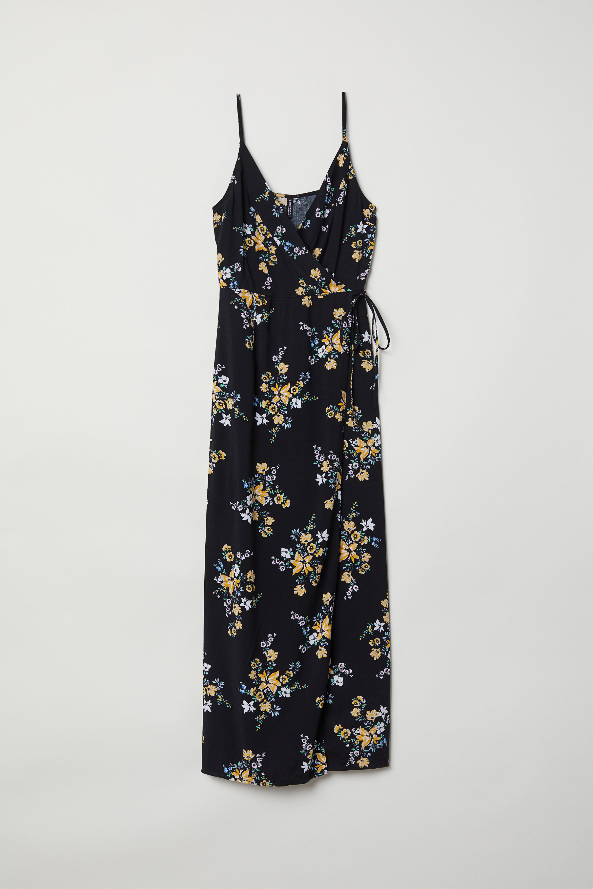 afc9cde4834 Maxi Dress - Black floral -