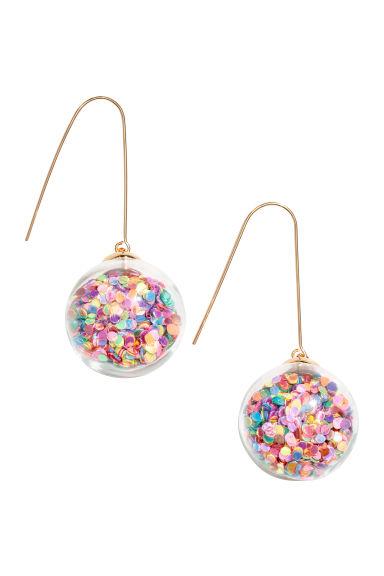 comprar baratas bcacf 49157 Pendientes con bolas navideñas