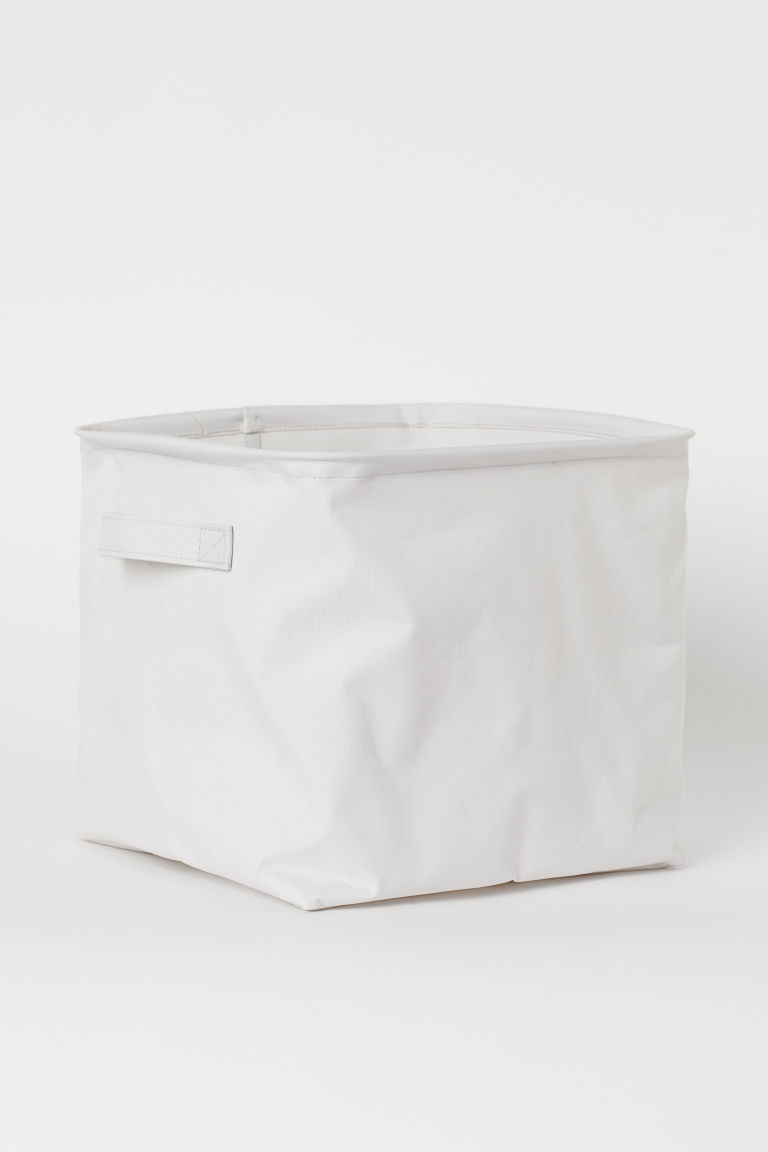 Storage Box - Light gray - Home All | H&M US