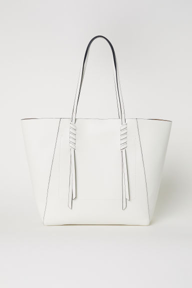 Shopper - Cream - Ladies | H&M CN