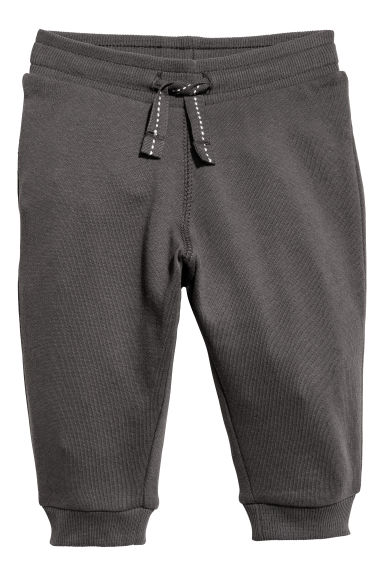 Sweatpants - Dark grey -  | H&M