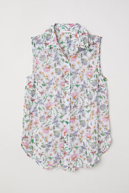 6e8892f1b1f7 Shirts & Blouses For Women | H&M