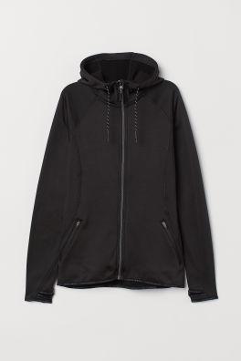 2b921f9df Women's Sports Jackets - Shop sportswear online | H&M GB