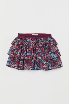 67e73954 Sukienki i spódnice dziewczęce – szeroki wybór   H&M PL