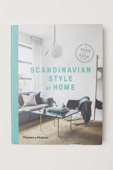 Scandinavian Style at Home - Turkoois -  | H&M BE