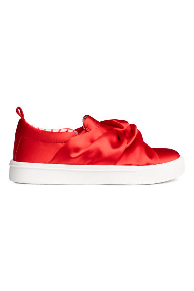 Trainers - Bright red -  | H&M