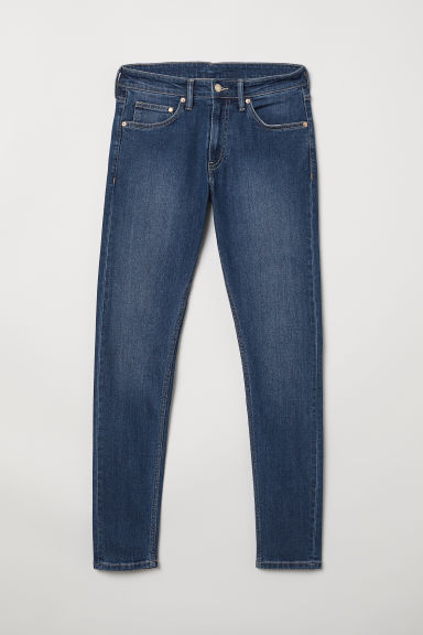 Super Skinny Jeans - Denim blue -  | H&M US