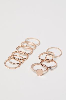 Ringar dam - Shoppa guld- och silverringar online  6170919cc979f