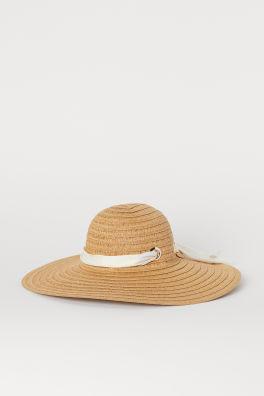 a98eb5c8771bf3 Paper Straw Sun Hat