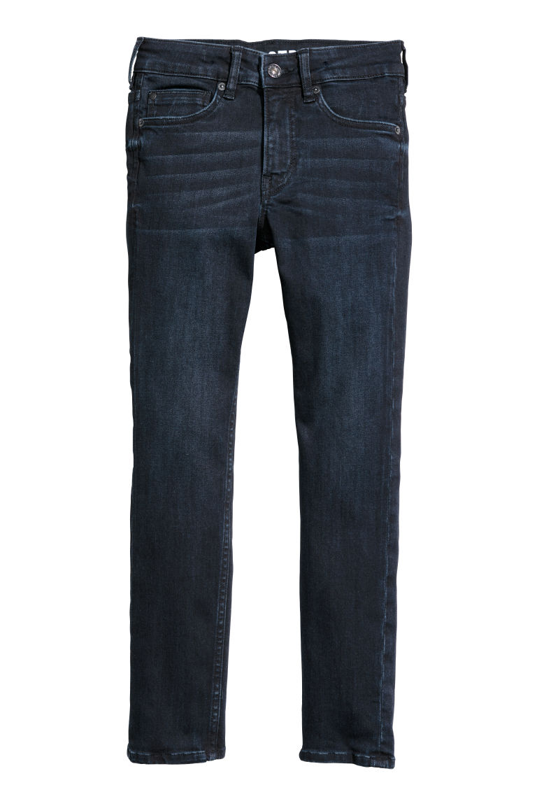 Superstretch Skinny Fit Jeans - Blu scuro - BAMBINO | H&M IT