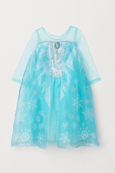 Fancy dress costume - Turquoise/Frozen - Kids | H&M