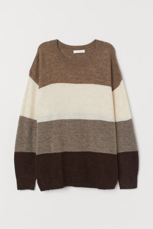H&M+ Knit SweaterModel