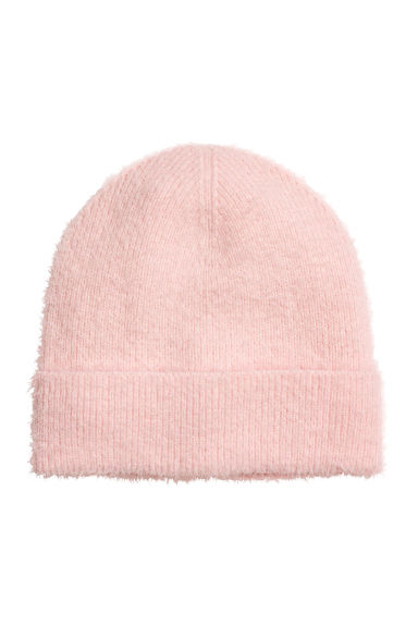 Knitted hat - Pink - Ladies | H&M