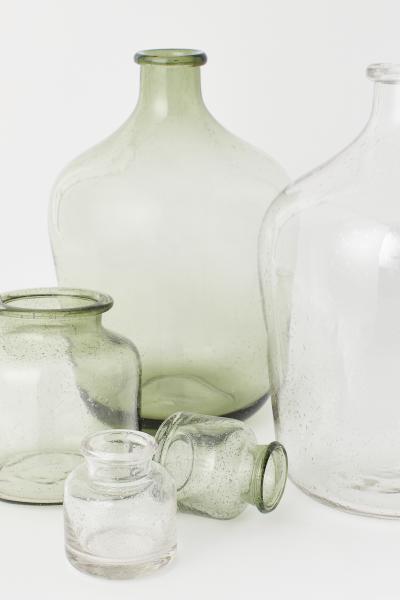 H&M - Jarrón pequeño de vidrio - 2