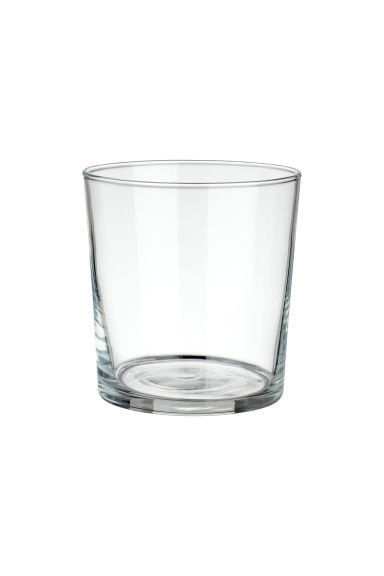 Tumbler - Clear glass -  | H&M CN