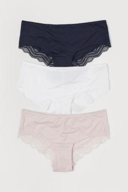 94f711114a2f SALE - Briefs & Panties - Shop lingerie online | H&M US