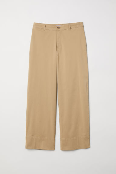 H&M+ Chinos - Beige - Ladies | H&M CN