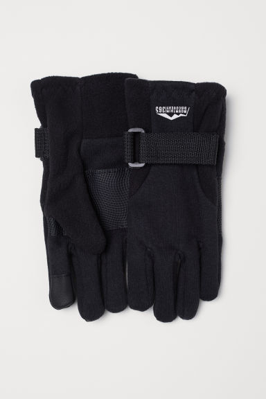 Smartphone gloves - Black - Kids | H&M