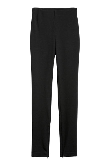 Trousers - Black - Ladies | H&M GB
