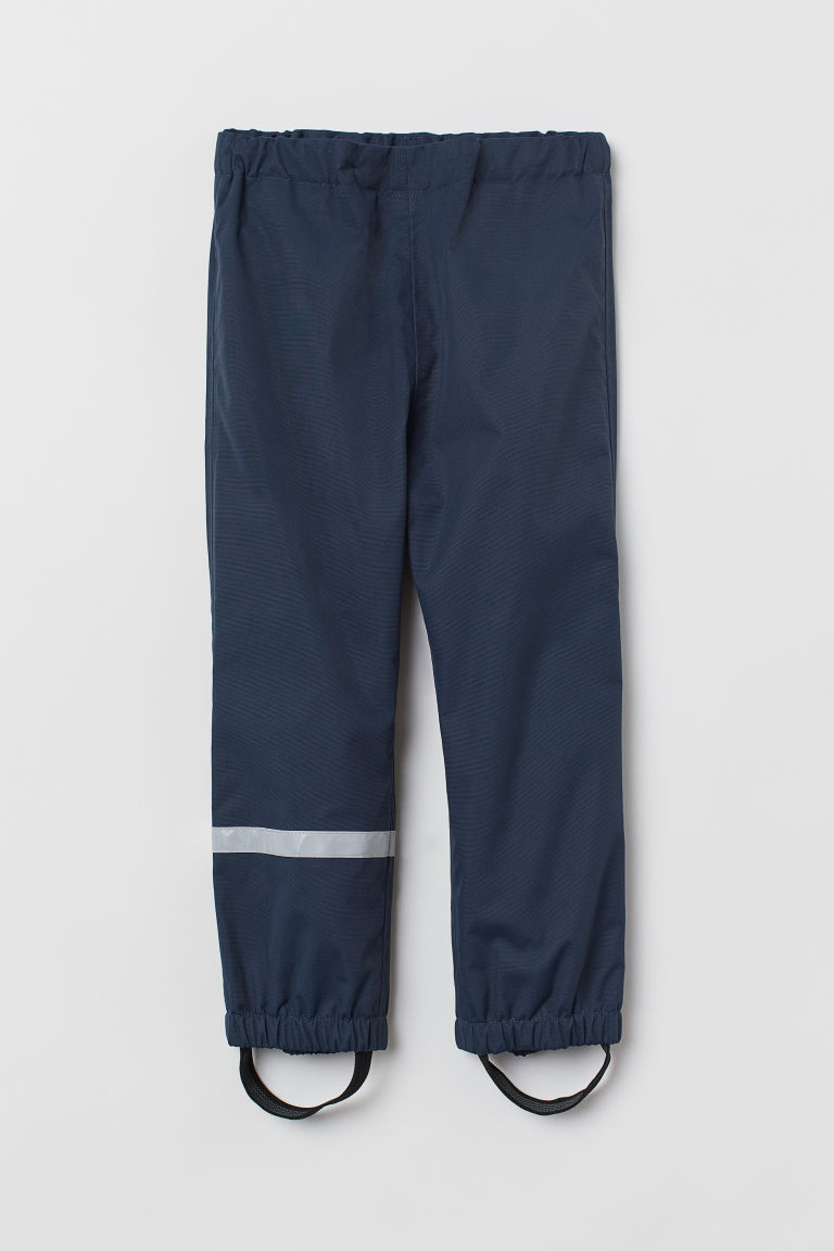 Shell trousers - Dark blue - Kids | H&M CN