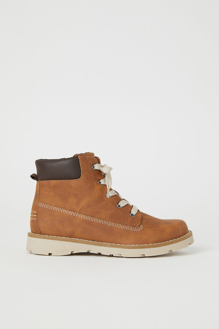 Boots - Brown -  | H&M CN