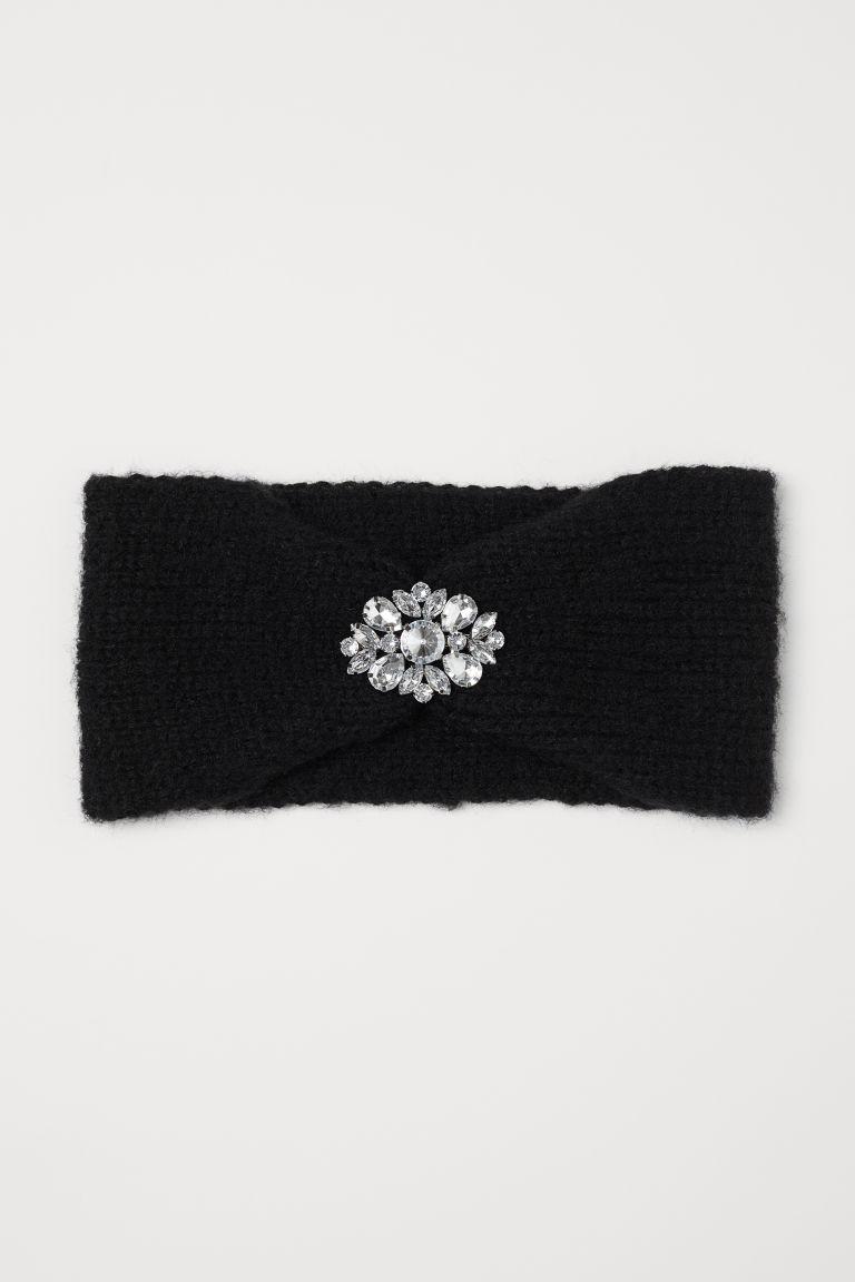 komplettes Angebot an Artikeln Discounter 2019 Ausverkauf Stirnband mit Strass
