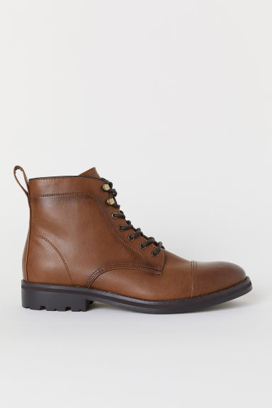 Boots - Brown - Men | H&M