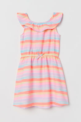 dba3afcafdfa Girls Dresses and Skirts - A wide selection | H&M IE