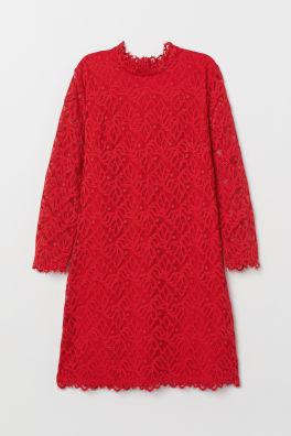 6e50b9a9d236 Lace Dress