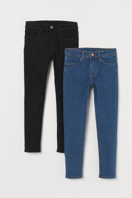 16f832b0 2-pack Skinny Fit Jeans