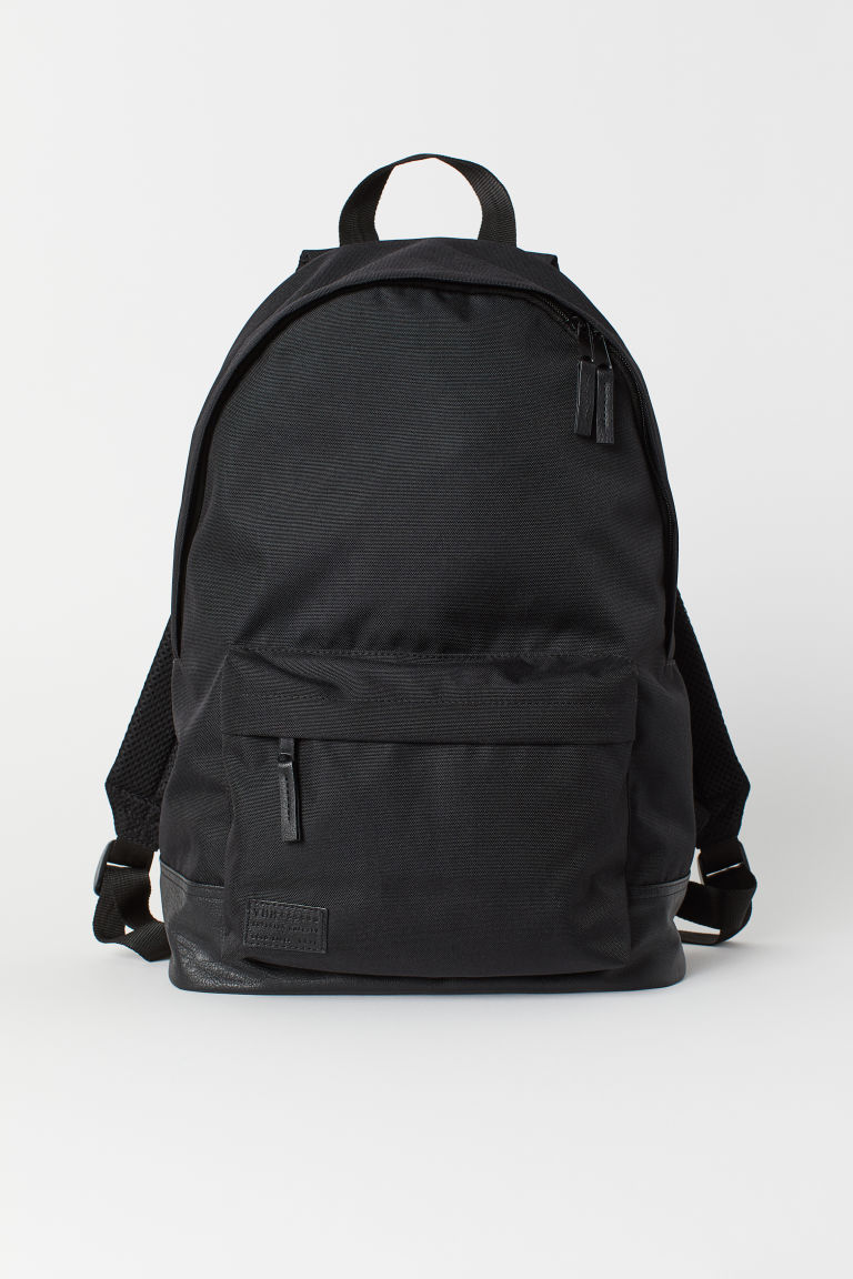 Backpack - Black - Men | H&M CN